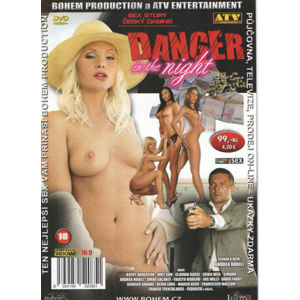 DVD Danger in the night