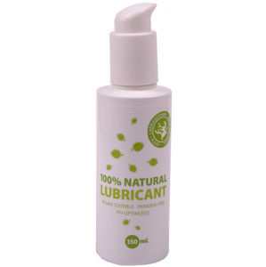 Lubrikační gel 100% Natural Vegan (150 ml)